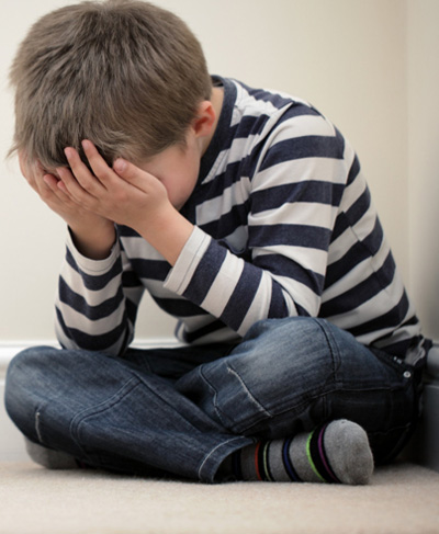 Depression & Anxiety in Children