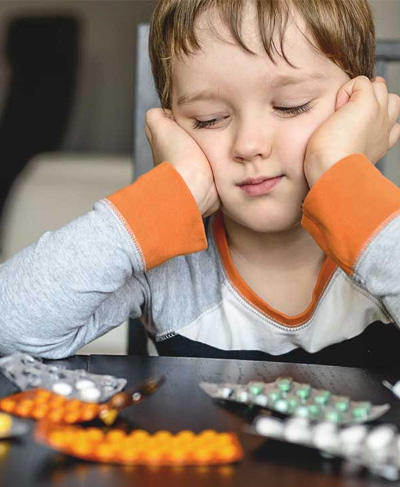 Medications in Childhood Psychiatric Conditions